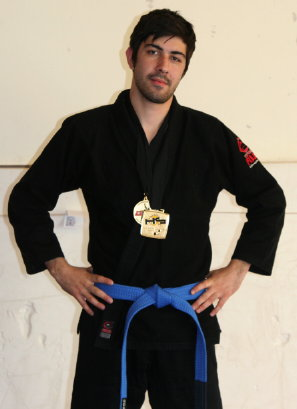 Bjj Blue Belt. Blue Belt Promotion